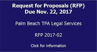 Request for Proposals - Legal Services