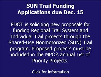SUN Trail Funding
