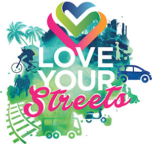 Safe Streets Summit logo