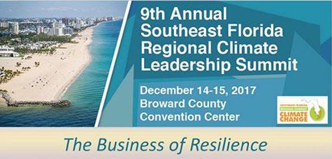 SE Florida Regional Climate Leadership Summit