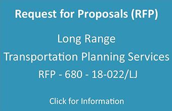 Request for Proposals-Transportation Planning