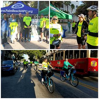West Palm Beach Bike-to-Work Day
