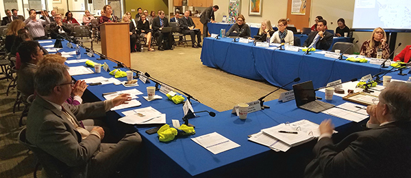 Palm Beach TPA Governing Board meeting - March 15, 2018