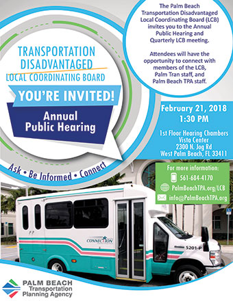 Transportation Disadvantaged Local Coordinating Board