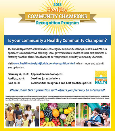 Healthy Community Champions