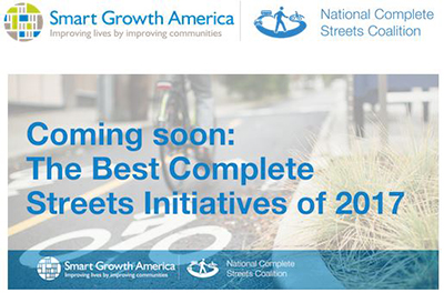Complete Streets Initiatives