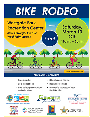 Westgate Bike Rodeo