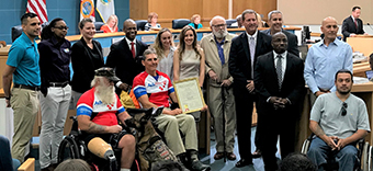Palm Beach County - Florida is Bicycle Month Proclamation