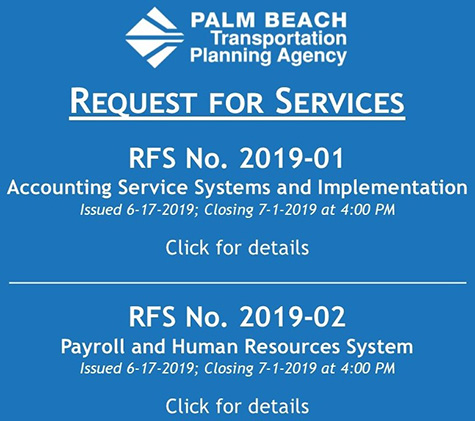 TPA Request for Services - Business Opportunity