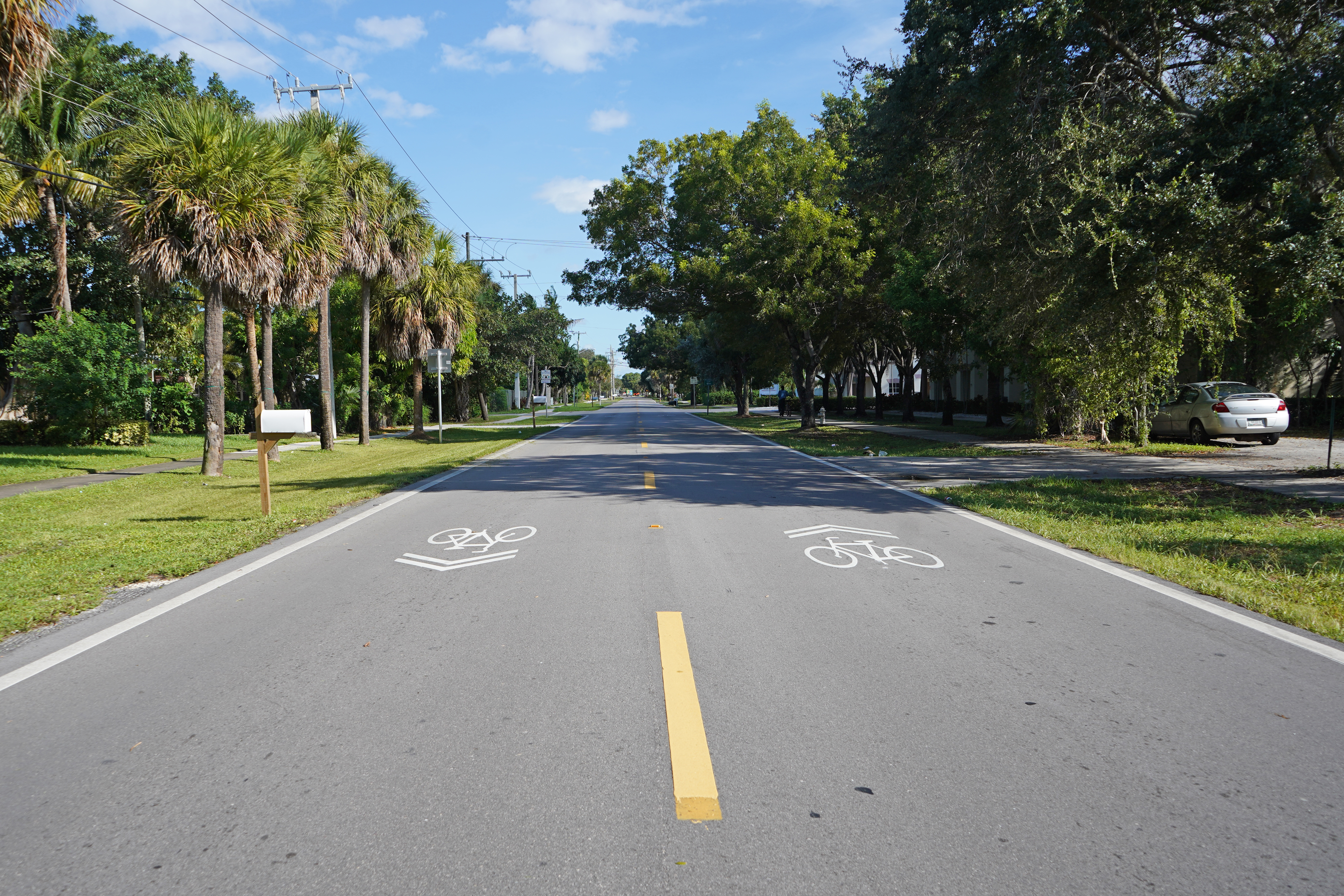 AFTER: Swinton Ave. Multimodal Improvements