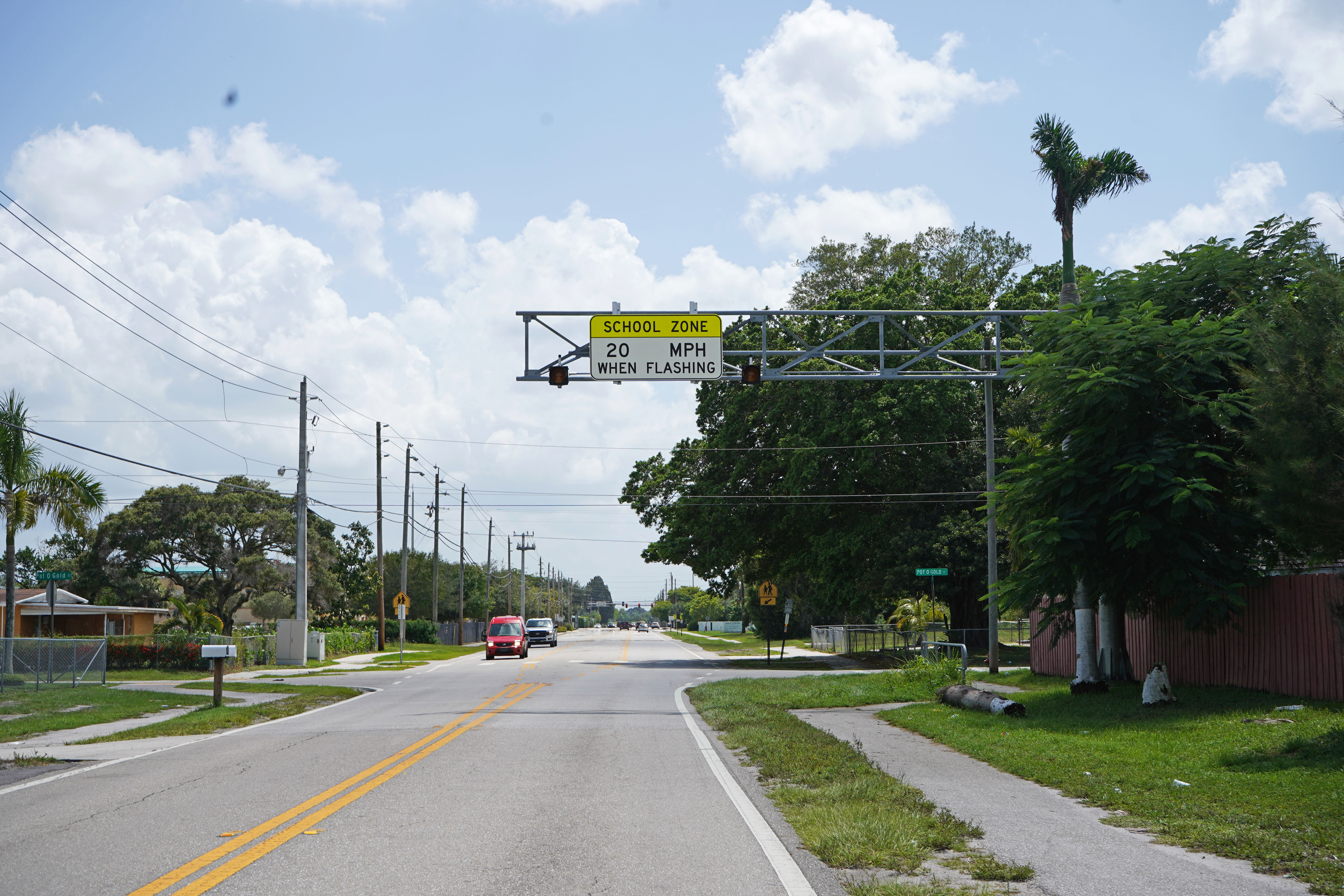 AFTER: Palm Beach County Safe Routes to Schools