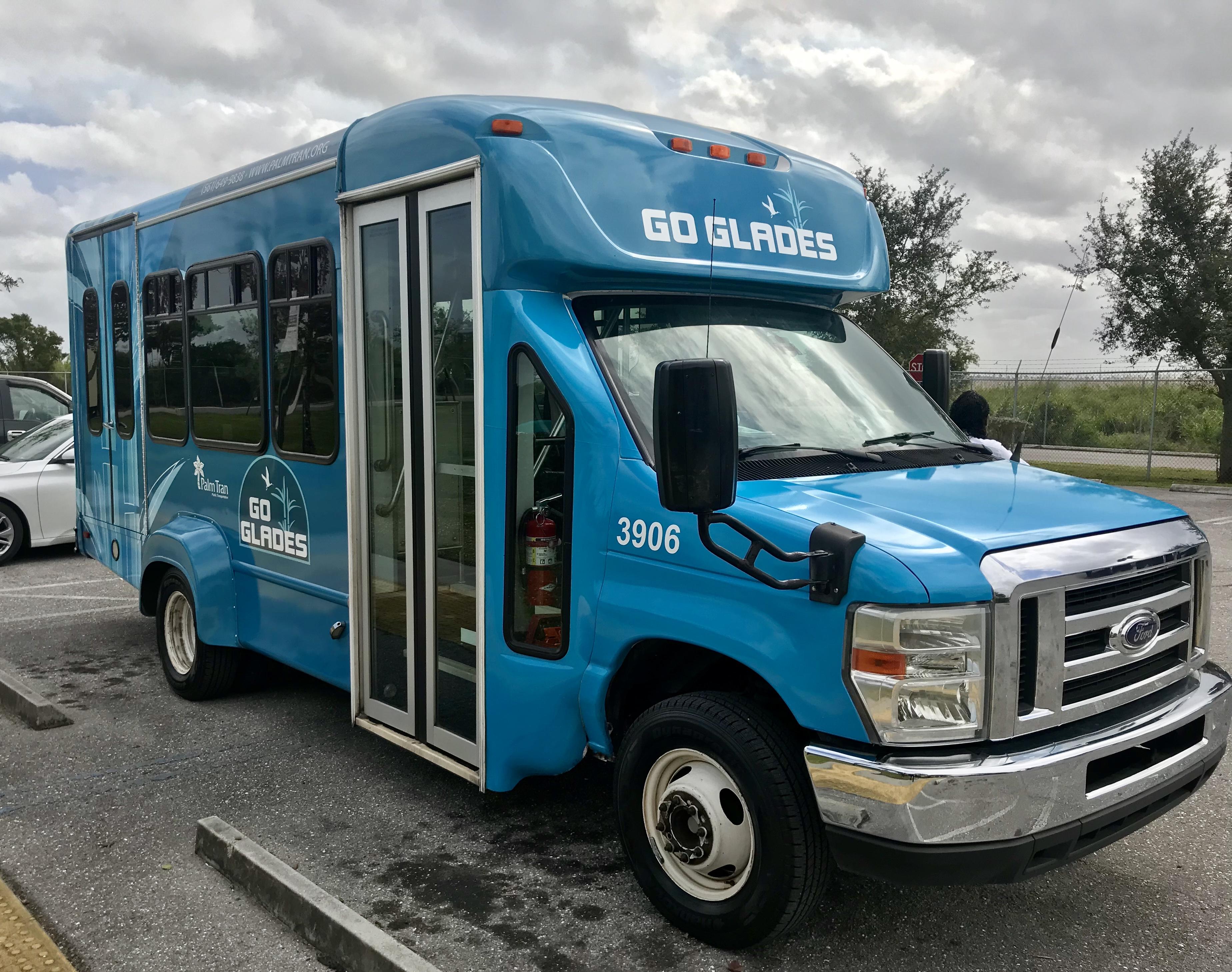 PHOTO: Go Glades Vehicle
