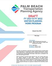 Draft UPWP Cover