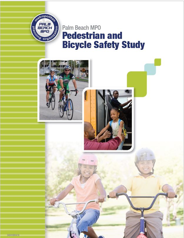 Pedestrian and Bicycle Safety Study, adopted February 2017