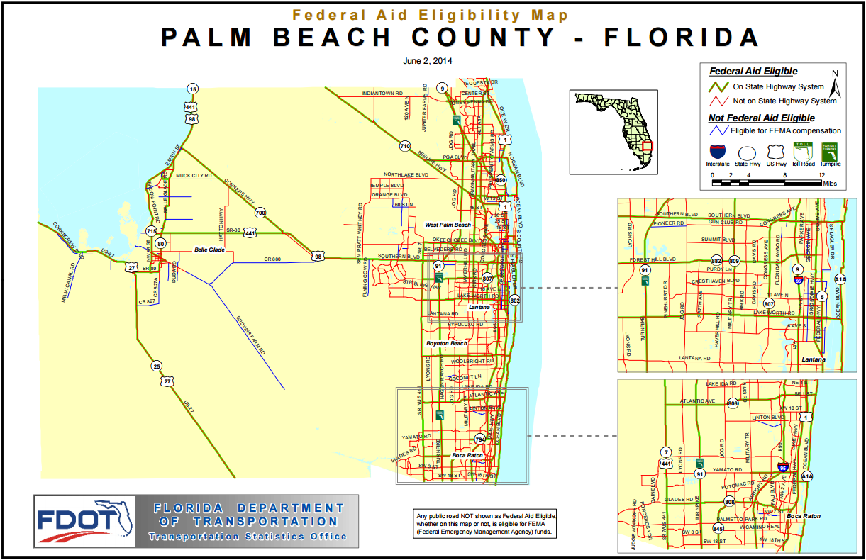 Palm Beach County Public Works And Engineering