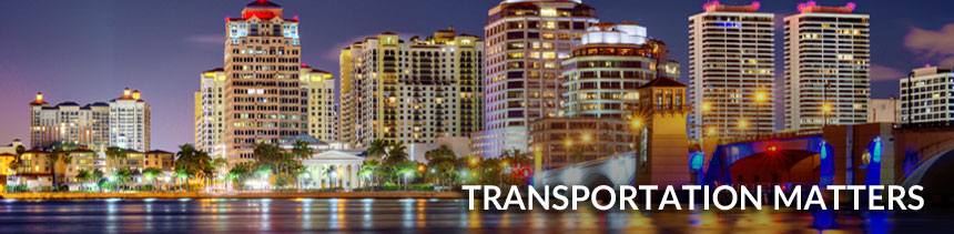 Transportation Matters E-Newsletter Header