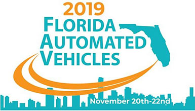 2019 Florida Automated Vehicles - Nov. 20-22