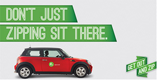Drive Zipcars By The Hour Or Day News Palm Beach Tpa