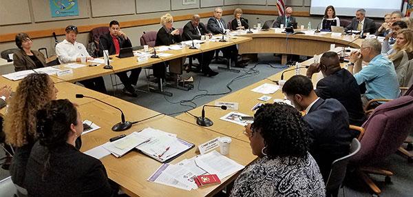 2017 OCT 19 MPO Gov Board meeting