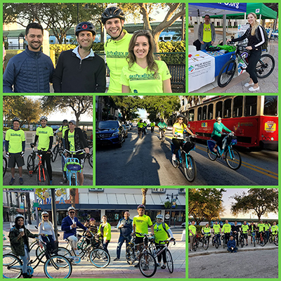 Bike-to-Work Day West Palm Beach - March 16, 2018