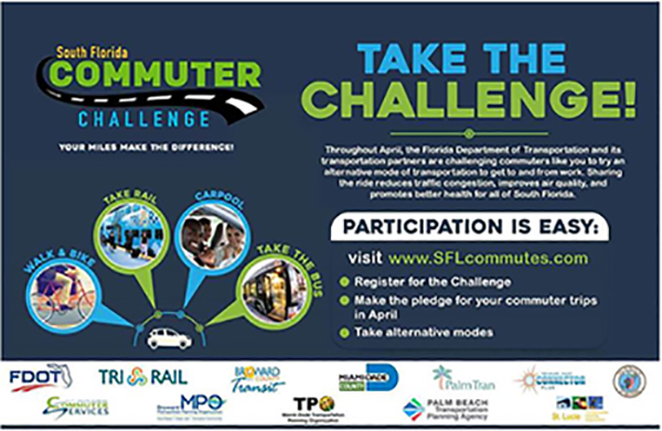 South Florida Commuter Challenge