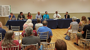 Lake Worth Town Hall for Traffic - July 26, 2018
