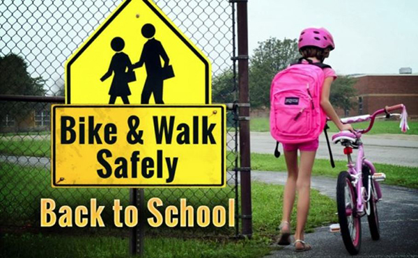 Bike & Walk Safely - Back to School