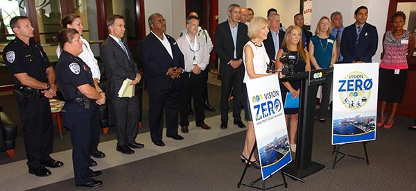 West Palm Beach Adopts Vision Zero Initiative