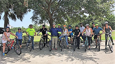 Bicycle and Pedestrian Safety Workshop
