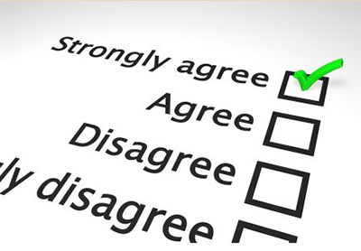 Survey clip art image
