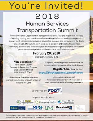 Human Services Transportation Summit