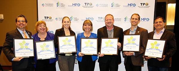 Safe Streets Summit Award Winners