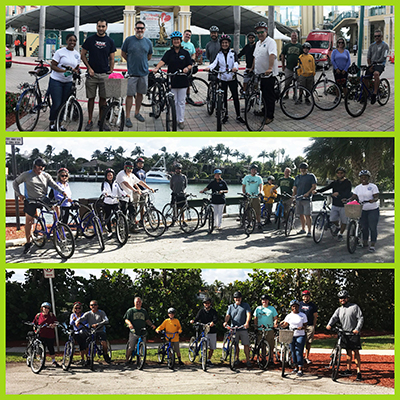 Boca Raton Group Bike Ride - March 10, 2018