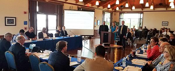 TPA Governing Board Meeting - May 17, 2018