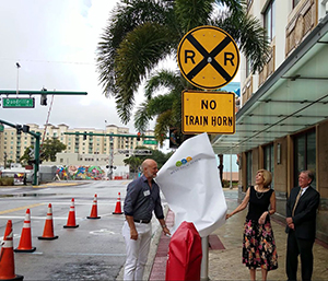 West Palm Beach Quiet Zone Implementation 5/14/2018