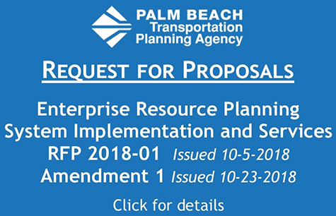 Request for Proposals - Enterprise Resource Planning