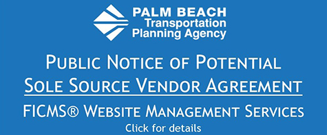 Public Notice: Potential Sole Source Vendor for Website Management Services