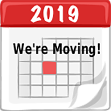 2019 Calendar - We're Moving image
