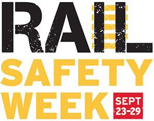 #RailSafetyWeek2018