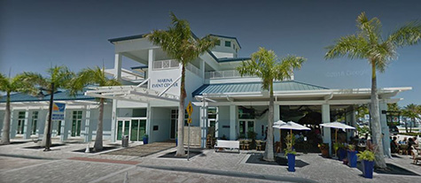 Riviera Beach Marina Village Event Center