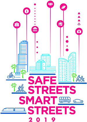 Safe Streets Summit 2019 logo