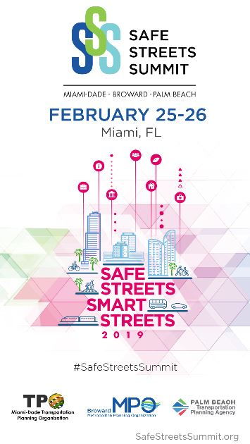 Safe Streets Summit Poster