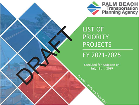 Draft List of Priority Projects