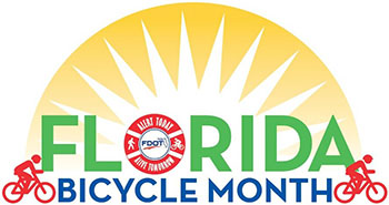FDOT Florida Bicycle Month