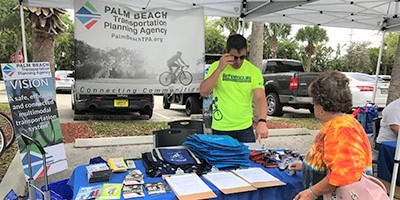 Palm Springs Bike Rodeo event - March 9, 2019 - Nicholas Hernandez - Palm Beach TPA