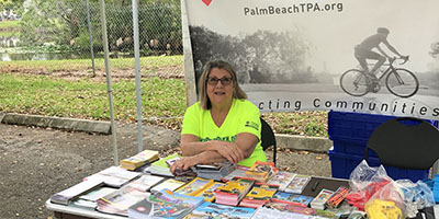 Westgate Community Center Bike Rodeo - March 16, 2019 - Malissa Booth - Palm Beach TPA