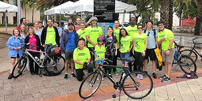 West Palm Beach Bike-to-Work Day - March 15, 2019