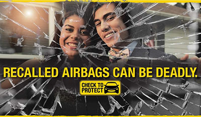 Recalled Airbags Can Be Deadly