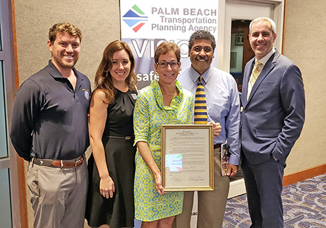 TPA Issues Mobility Week Proclamation