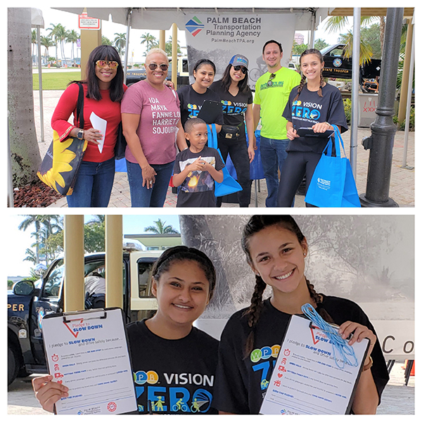 City of West Palm Beach Vision Zero Safety Fair 2/1/2020